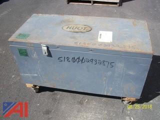 Gang Tool Box/ Misc. Garage Tools/Parts