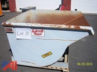 Galbreathe Forklift Dumpster