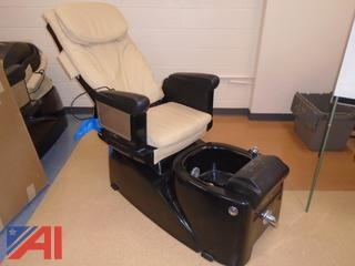 Malibu Pedicure Chair