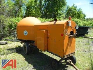 1970 Towable Sewer Rodder, Model #5101