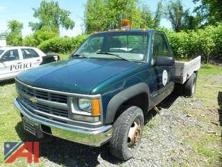 1998 Chevrolet CK 3500 Flatbed