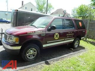 1999 Ford Expedition SUV/Chief Vehicle
