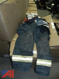 Various Fire Fighting Clothing & Various Sizes