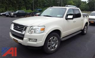 2009 Ford Explorer Sport Trac Limited Truck