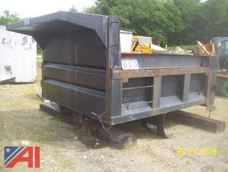 9' Everest Steel Dump Body