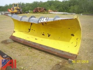Root 11' Reversible Snow Plow