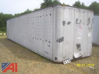 Highway Box Trailer Body