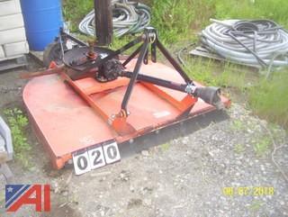 Landpride 6' Mow Deck