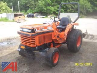 1988 Kubota L2250 Tractor