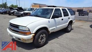 2005 Chevrolet Blazer SUV