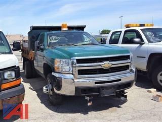 2008 Chevrolet Silverado 3500HD Dump Truck