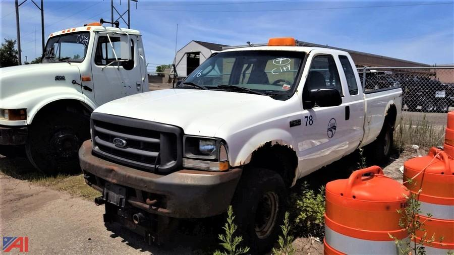 Auctions International - Auction: City of Syracuse DPW, NY