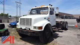 2002 International 4700 Cab & Chassis