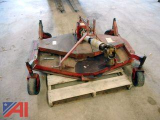 "60"" Marker Finish Mower"
