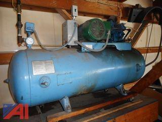 5 HP Emglo Compressor