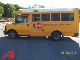 2007 Thomas Chevrolet Express G3500 School Bus