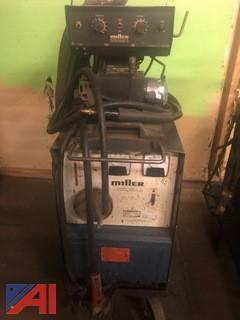 Miller Welder & Wire Feeder