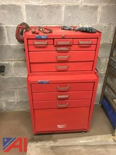Craftsman Tool Box, Loaded with Tools