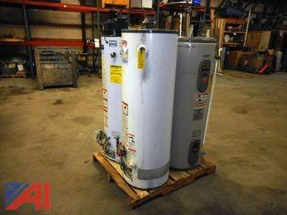 Water Heaters and Mobile Home Furnace