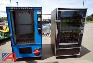 (2) Snack Vending Machines