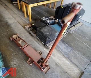 Hydraulic Blackhawk 5 Ton Automotive Jack