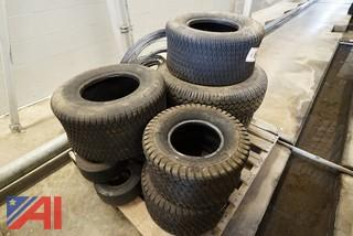 13 Pc Grounds Equipment Tires & Wire