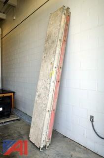 (2) Warner 10' Scaffolding Planks