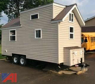 2018 Heavy Hauler Trailer with Tiny House