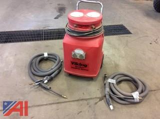 (2) Dustless Sanding Systems w/ Dual Hose Connection