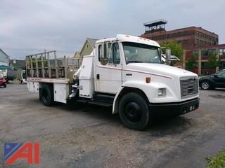 1996 Freightliner FL50 Stake Truck