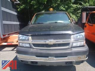 2003 Chevrolet Silverado 2500HD Pickup