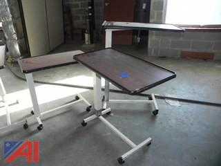 (20) Adjustable Hospital Tables