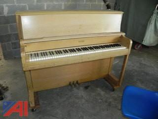 (2) Pianos