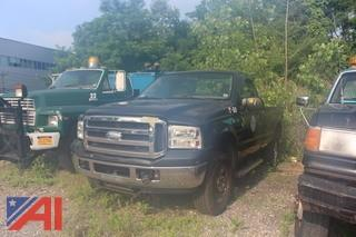 2007 Ford F250 SD Pickup