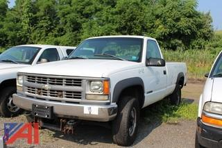 1998 Chevrolet 2500 Pickup