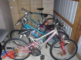 #1395 (5) Bikes