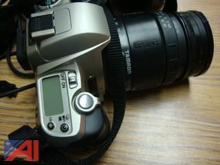 #1400 Pentax ZX-7 Camera