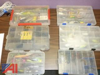 #1409 Tackle Boxes