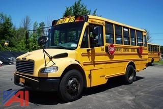2010 Thomas Built C2 Saf-T-Liner Mid Size School Bus #140