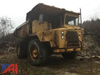 1976 Caterpillar 769B End Dump