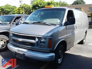 2002 Chevrolet Express 2500 Van