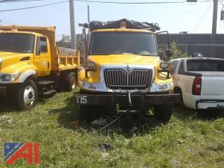 **Lot Updated** 2005 International 4300 Dump Truck