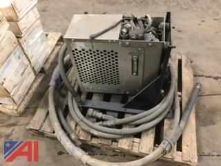 Tractor/Trailer Hydraulic Cooling System