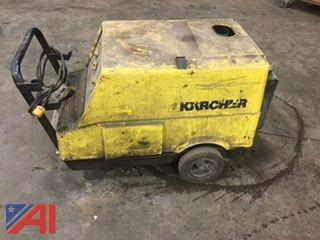 Karcher Hot Pressure Washer