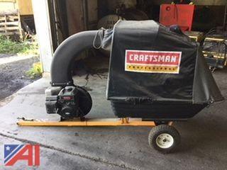 Craftsman Professional Leaf Vacuum