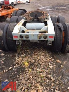 Tractor/Trailer Tandem Converter Dolly
