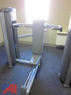Multi-Press Exercise Machine