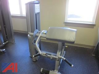 Biceps/Triceps Exercise Machine