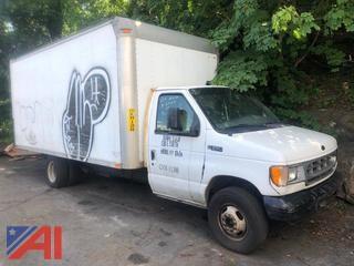 1999 Ford E350 Box Truck