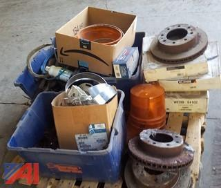Assorted Automotive Parts & More